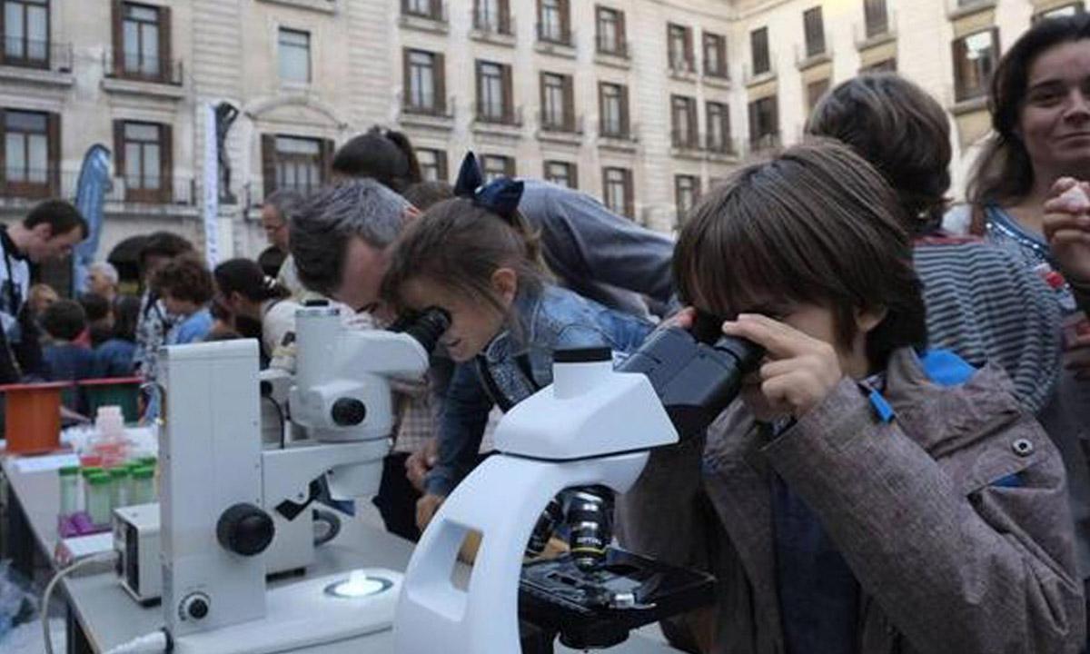 Grupo Tirso, noche europea de los investigadores