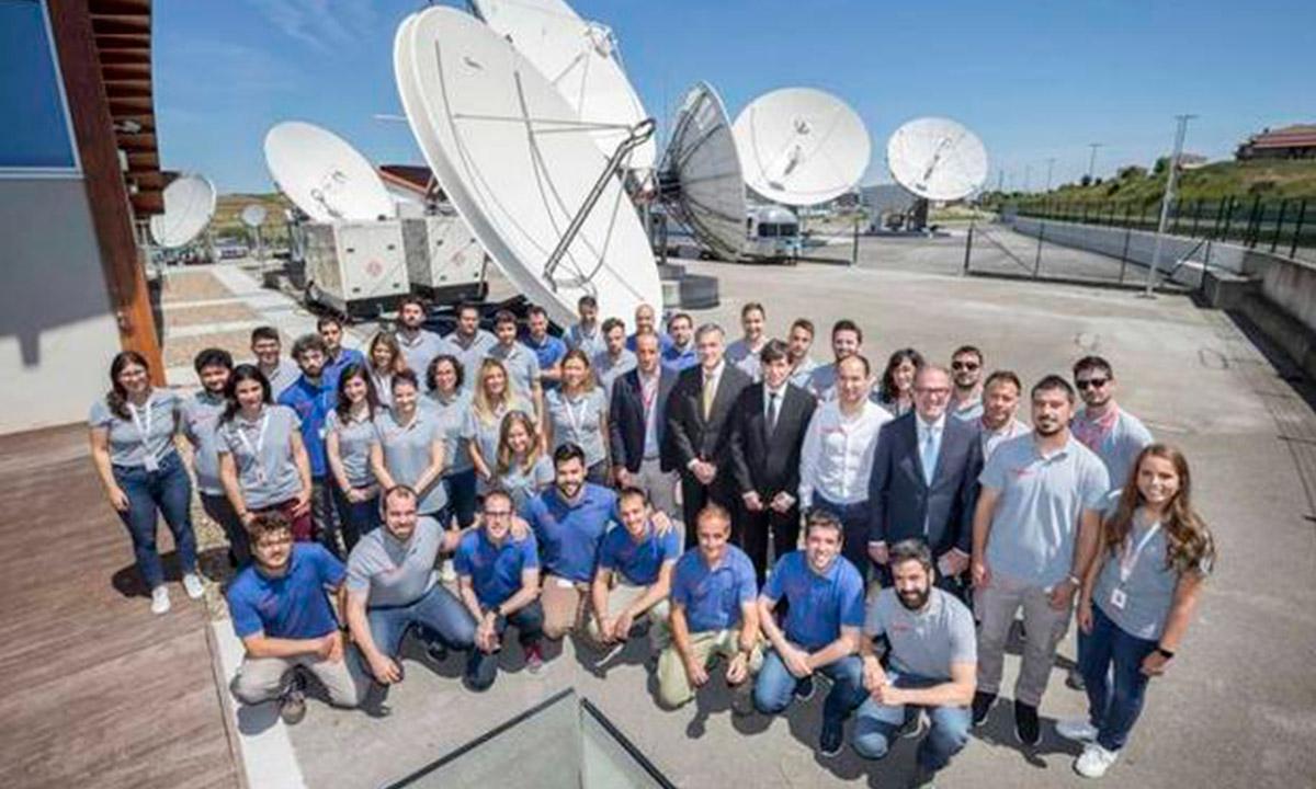 Grupo Tirso, Santander Teleport, World Teleport Association, innovación, telecomunicaciones vía satélite