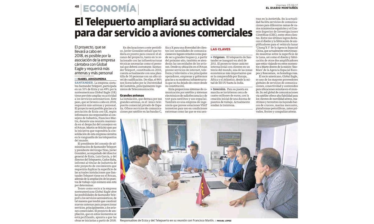 Santander Teleport Servicios Aeronáuticos