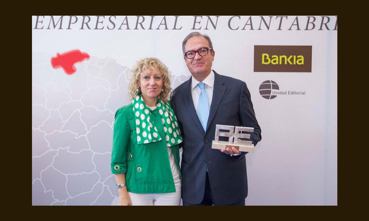 Grupo Tirso, premio empresa más innovadora cantabria 2016, actualidad económica