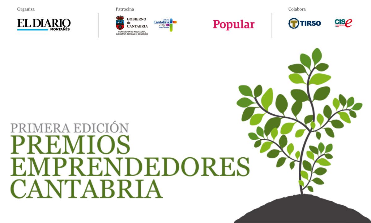 Tirso, premios emprendedores de cantabria, recuperación y reciclaje, siderurgia