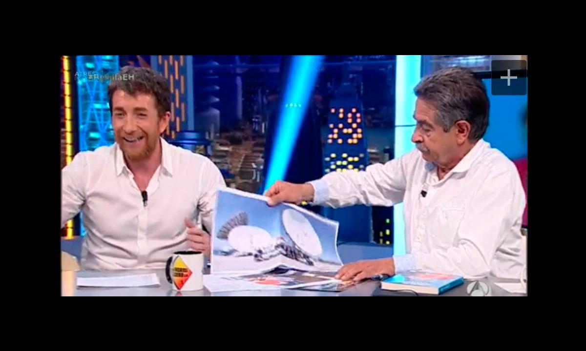 Tirso, Revilla en el Hormiguero, Erzia y Santander Teleport con Pablo Motos